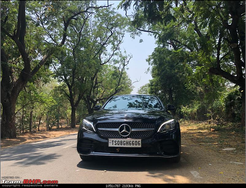 My Rooh: Mercedes-Benz C300d AMG Line!-front.png