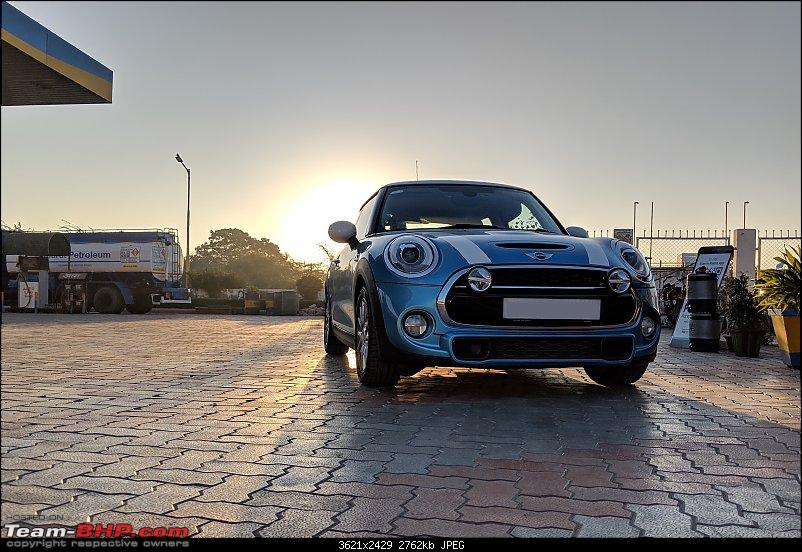 The legend of Shani the Mini - My Mini Cooper S JCW-img_20181220_074842.jpg