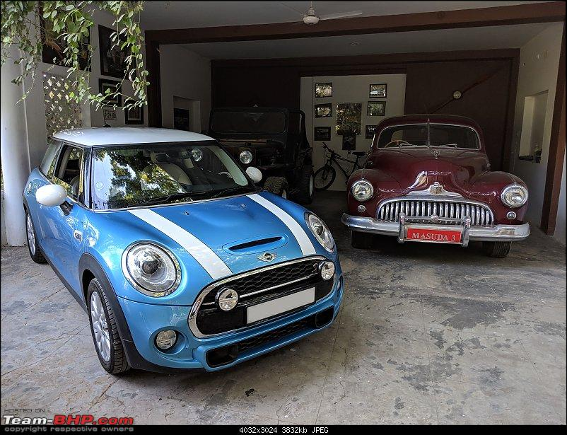 The legend of Shani the Mini - My Mini Cooper S JCW-mvimg_20190105_140152.jpg