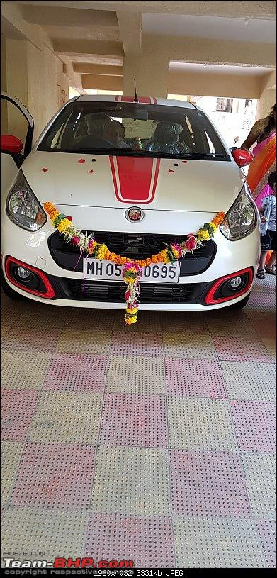 Owning a Fiat Abarth Punto - A car with character. EDIT : 20,000 km completed!-20190406_115337.jpg