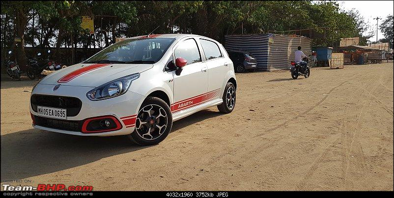 Owning a Fiat Abarth Punto - A car with character. EDIT : 20,000 km completed!-20190522_165036.jpg