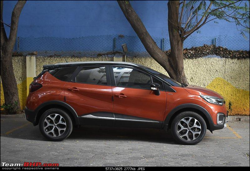 My experience with one of the most hated, least selling cars in India : The Renault Captur-side-profile.jpg