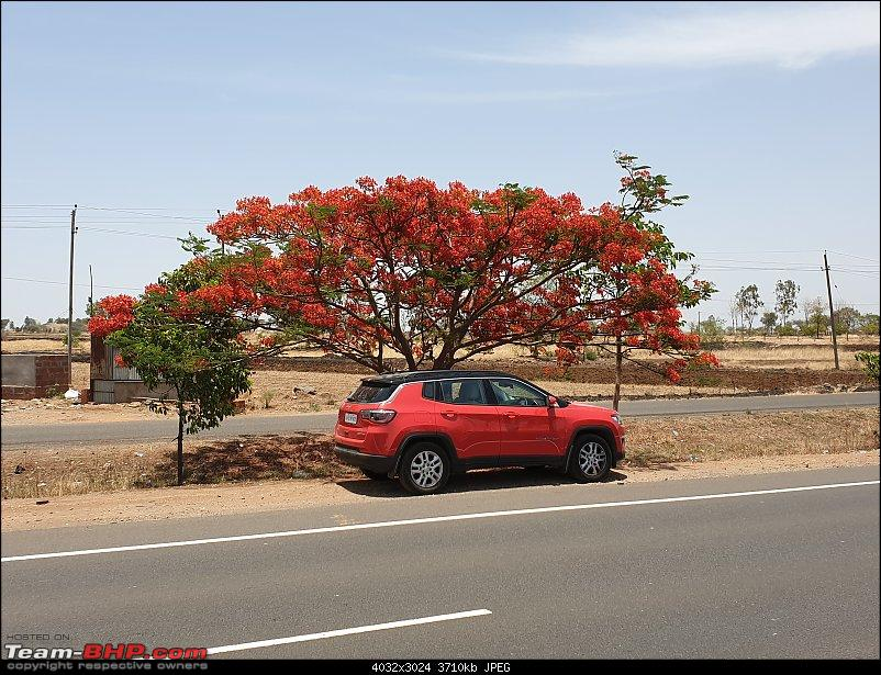 Scarlett comes home - My Jeep Compass Limited (O) 4x4. EDIT: 25,000 km up-highway2.jpg