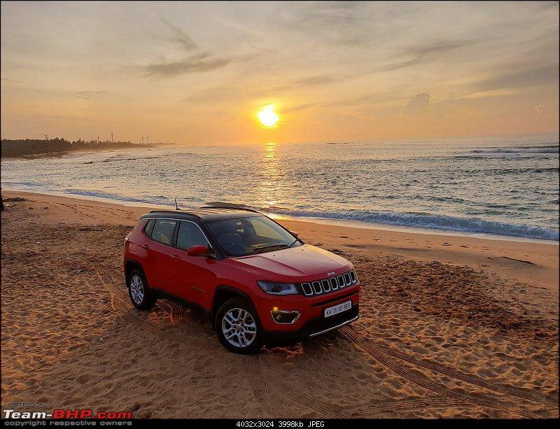 Scarlett comes home - My Jeep Compass Limited (O) 4x4. EDIT: 25,000 km up-kkbeach.jpg