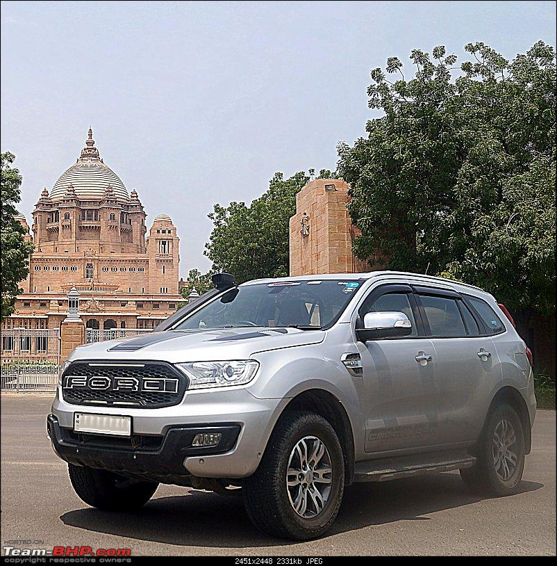 The Built Tough Ford Endeavour 3.2 Titanium - Ownership Experience-endeavour-rj-trip-1.jpg
