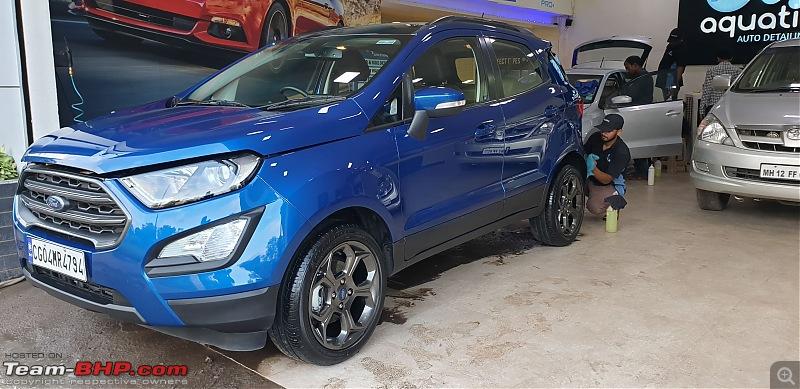 Lightning Blue Beast drives in: My Ford EcoSport Titanium S TDCi-post-wash.jpg