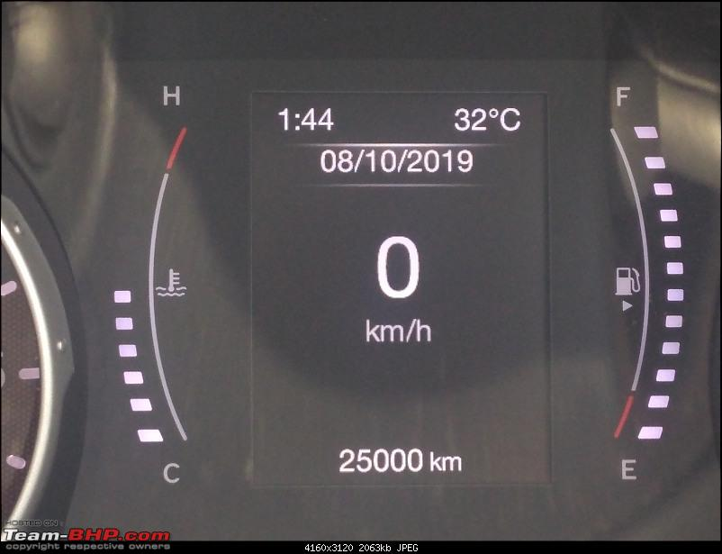 Scarlett comes home - My Jeep Compass Limited (O) 4x4. EDIT: 25,000 km up-25000.jpg