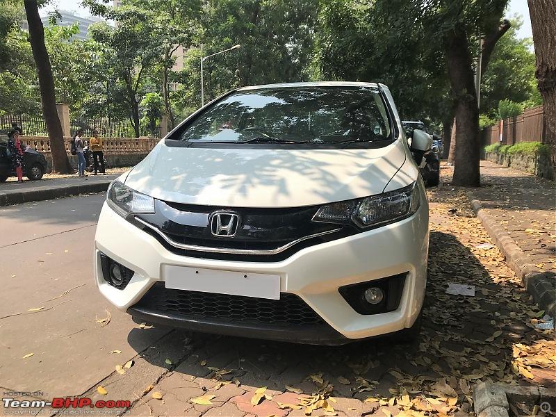 Jazmine: My pre-worshipped Honda Jazz CVT-4.jpg