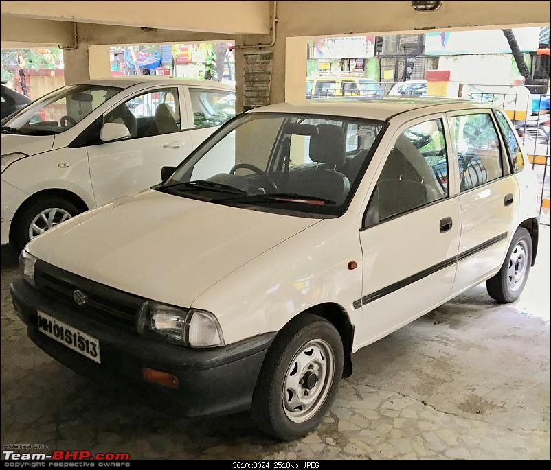 My 1995 Maruti Zen : Time to go old school!-img_7111.jpg