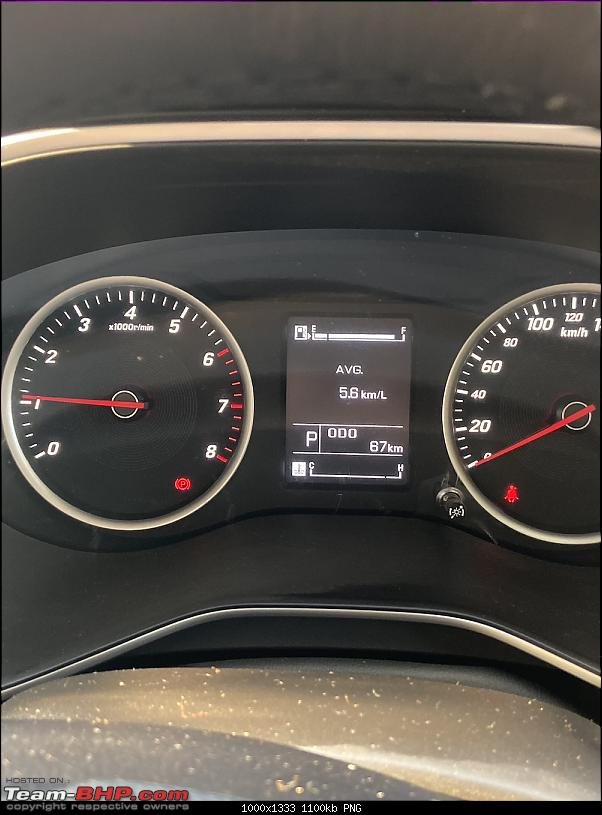 MG Hector Petrol DCT - Ownership Review-img_0740.png