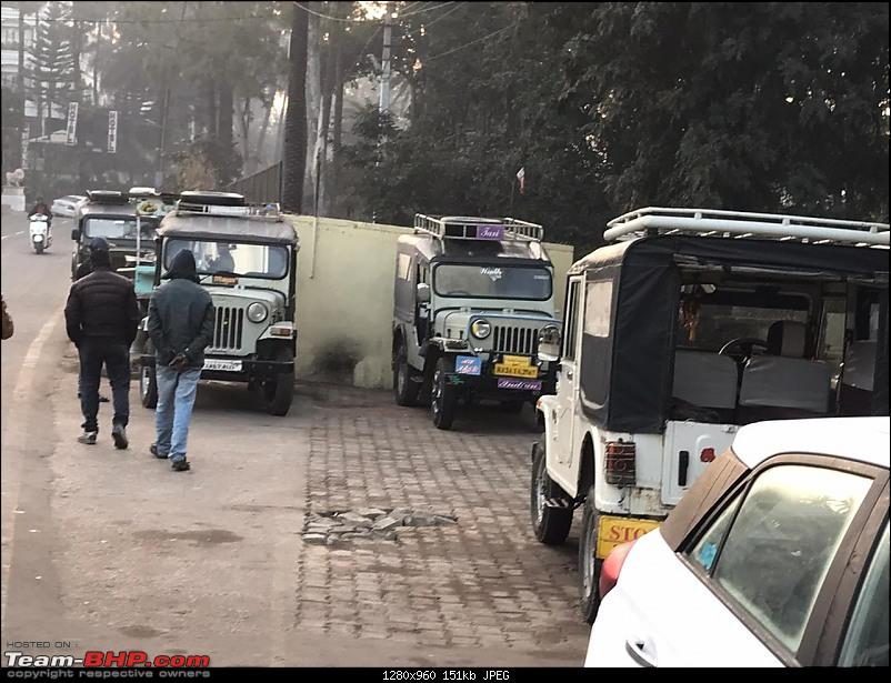 From Car to Thar. The story of my Mahindra Thar 700 (Signature Edition)-taxi-stand.jpeg