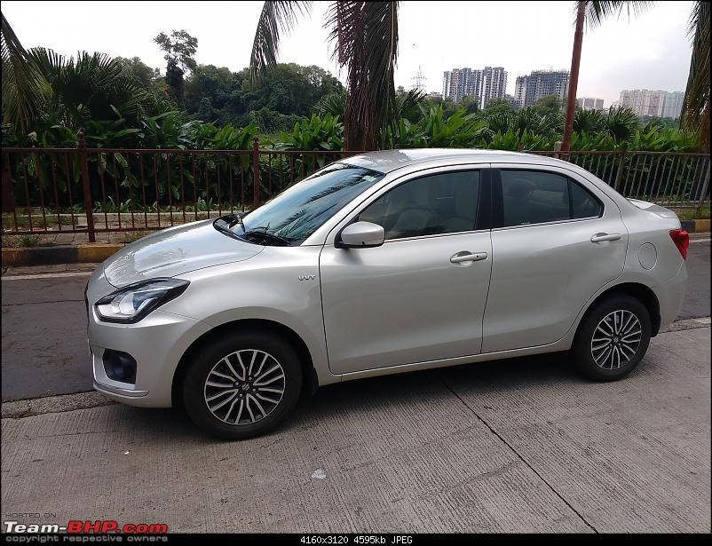 Our silver beauty - Maruti Dzire ZXi+ AMT-img_20180915_103239259.jpg