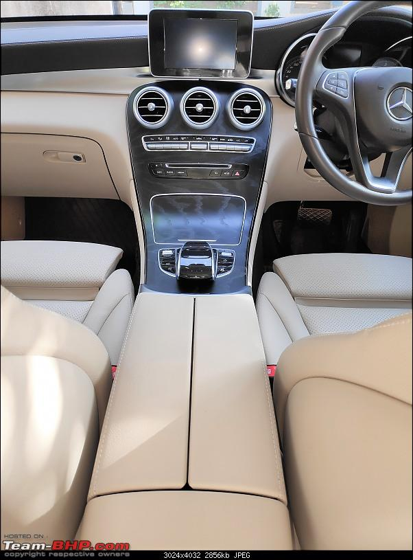 My Mercedes-Benz GLC 220d Progressive - Ownership Review-center-console-rear.jpg