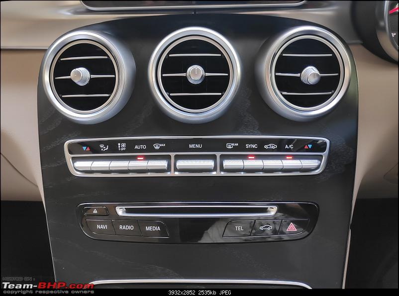 My Mercedes-Benz GLC 220d Progressive - Ownership Review-ac-console-view.jpg