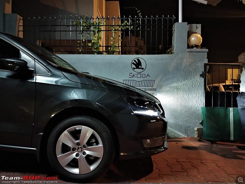 My Skoda Rapid 1.5L Diesel DSG-10d-home-parking.jpg