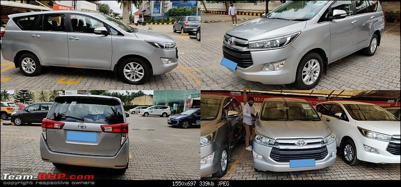 Purchased a pre-owned Toyota Innova Crysta - Decision from the heart!-firstglance.jpg