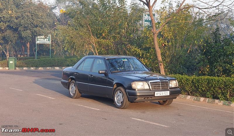 Young Gun Classic - My 1996 Mercedes-Benz E220 (W124)-20190318_070604.jpg
