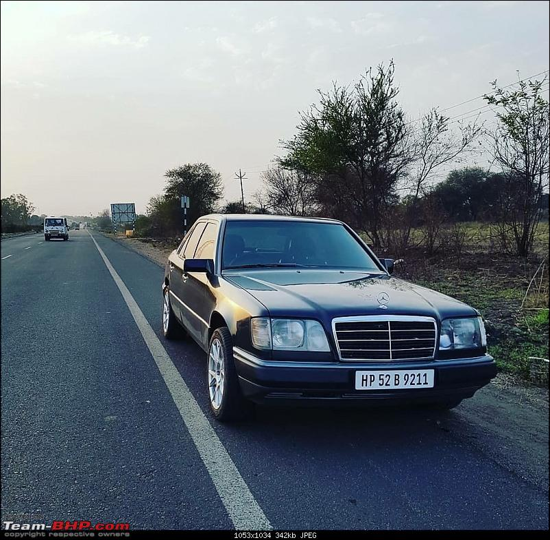 Young Gun Classic - My 1996 Mercedes-Benz E220 (W124)-screenshot_20200902130748_instagram.jpg