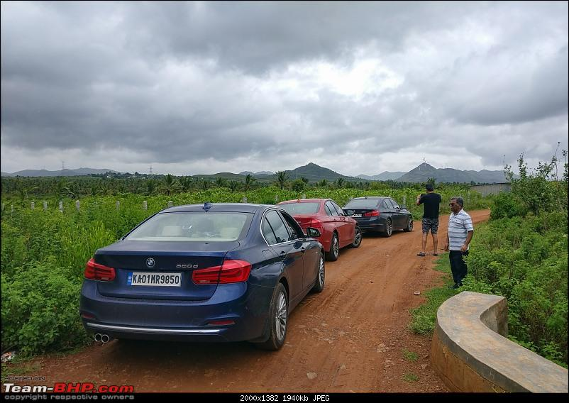 Red-Hot BMW: Story of my pre-owned BMW 320d Sport Line (F30 LCI). EDIT: 1 year update-offroading1.jpg