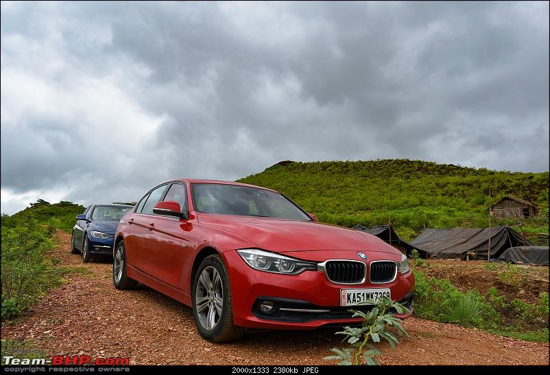 Red-Hot BMW: Story of my pre-owned BMW 320d Sport Line (F30 LCI). EDIT: 1 year update-ofroading2.jpg