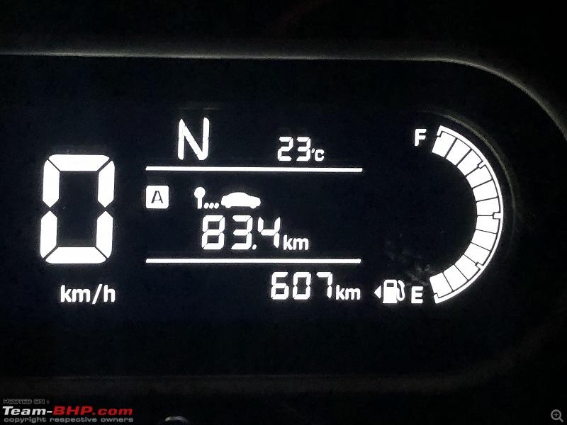 The Red Pocket Rocket - Hyundai Grand i10 Nios Asta AMT Petrol Review-fuelindicator.jpg