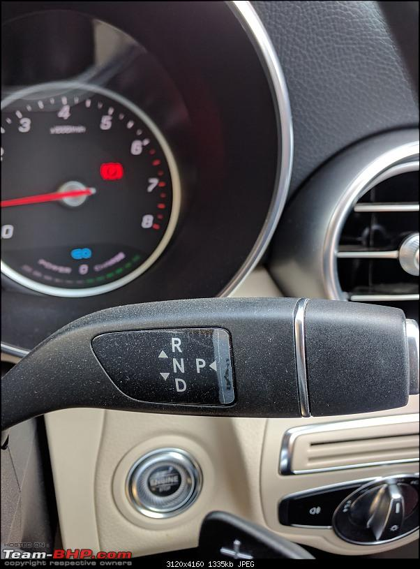Oh, say can you C? A review of my Dad's Mercedes C-Class (C200 W205)-gear-selector.jpg