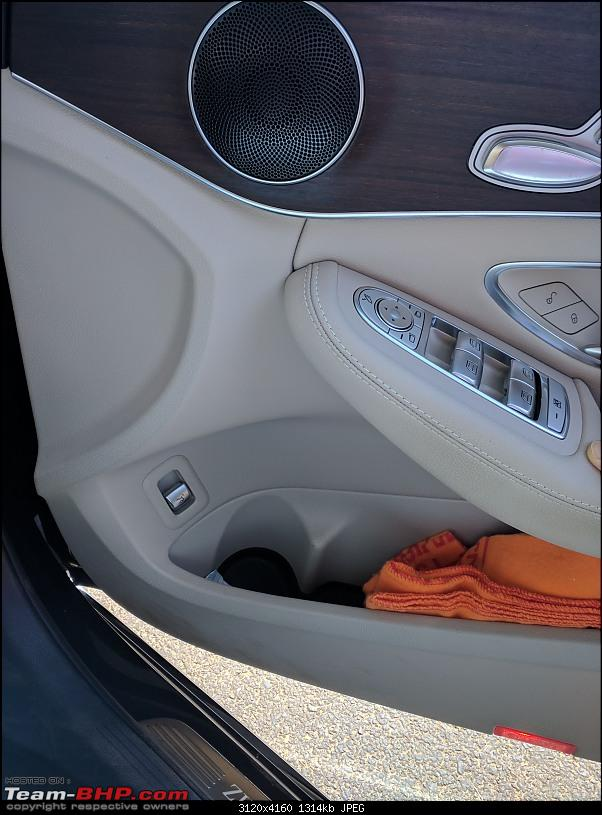 Oh, say can you C? A review of my Dad's Mercedes C-Class (C200 W205)-front-door-pocket.jpg