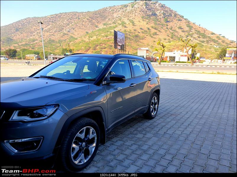 American beauty from Italian parents | My Grey Arrow | Jeep Compass 1.4 Multiair DCT Review-polish_20201229_135223153.jpg