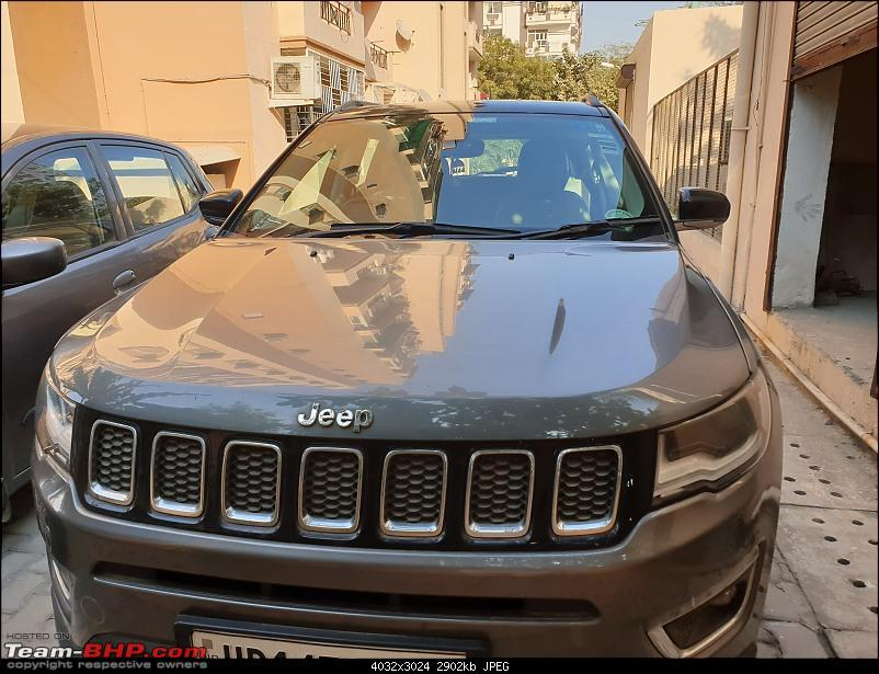 American beauty from Italian parents | My Grey Arrow | Jeep Compass 1.4 Multiair DCT Review-20201218_144832.jpg