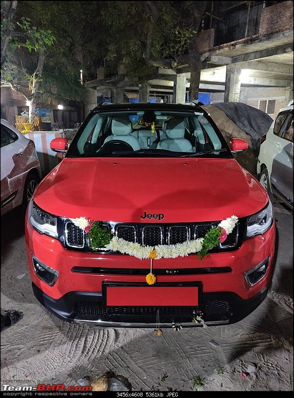 Red Phoenix - My Used Jeep Compass Limited (D) MT : An Ownership Review-pooja-1.jpg