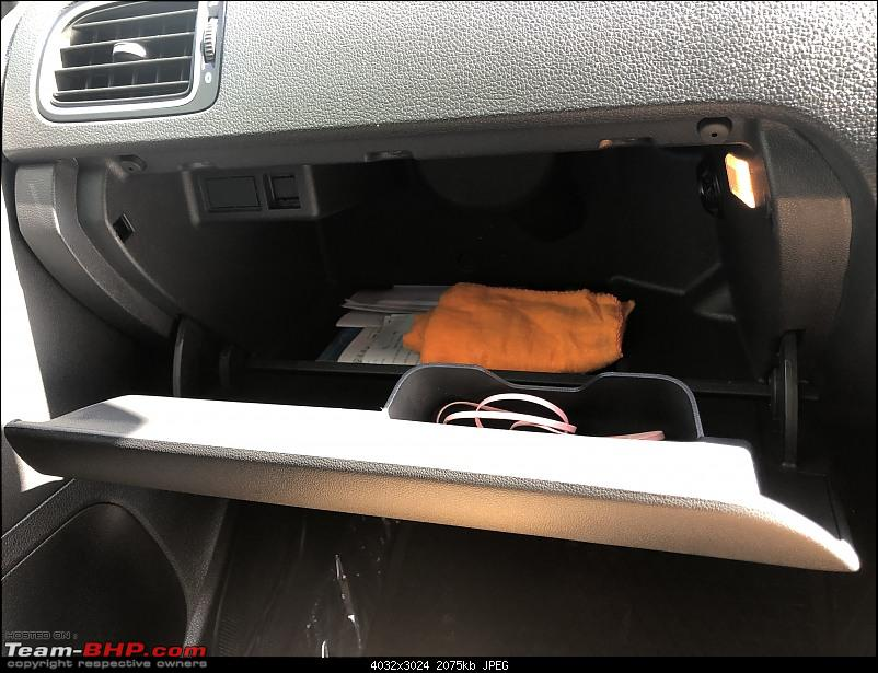 2020 Volkswagen Polo 1.0 TSI Highline Plus MT Ownership Review-glovebox-adequate-space.jpg