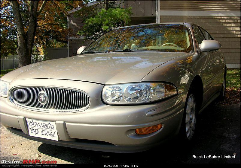 My First Car in America: 2002 Buick LeSabre Limited-dscn5932.jpg