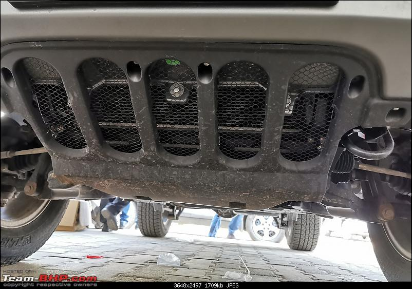 Taste of Freedom - My Mahindra Thar LX Diesel AT Review - 10,000 km mileage update (page 9)-img_20210205_144256.jpg