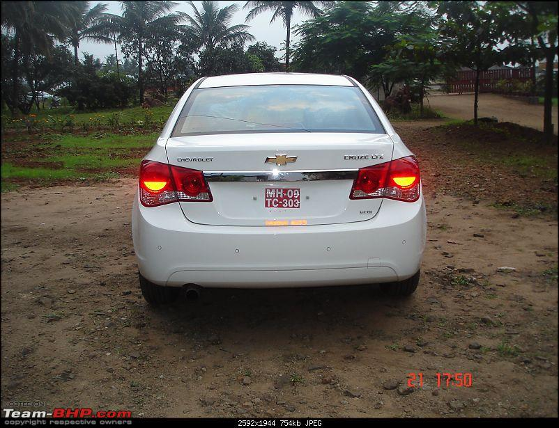My new Chevy Cruze : Initial Report-rear.jpg