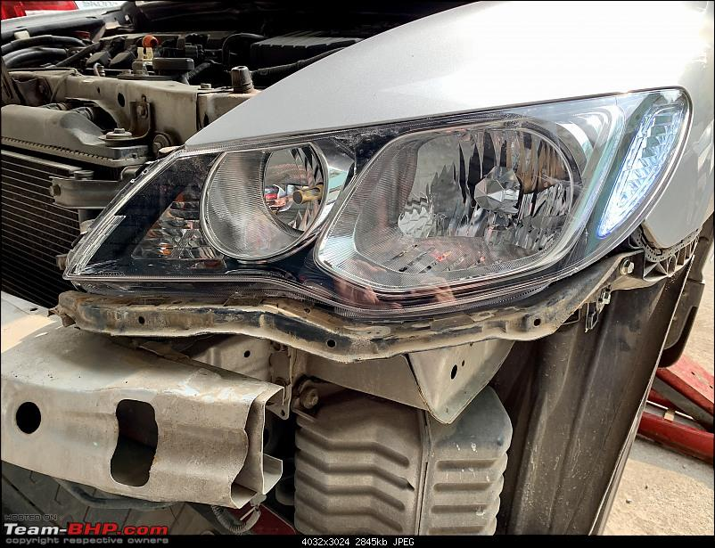 My pre-worshipped Honda Civic Automatic – A dream comes true-installed-1.jpg