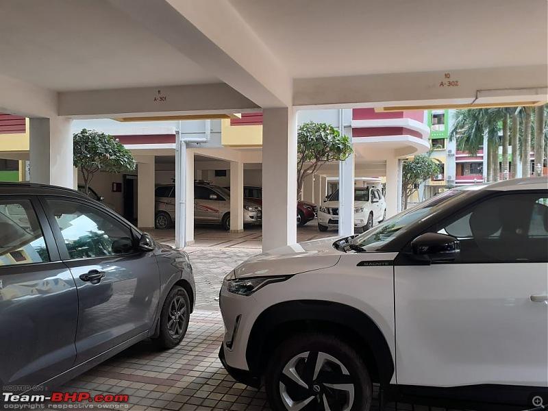 Story of White Beauty   My Nissan Magnite Turbo XL   Ownership Review-79514795701a4a0c979ed5df9e3da4a6.jpg