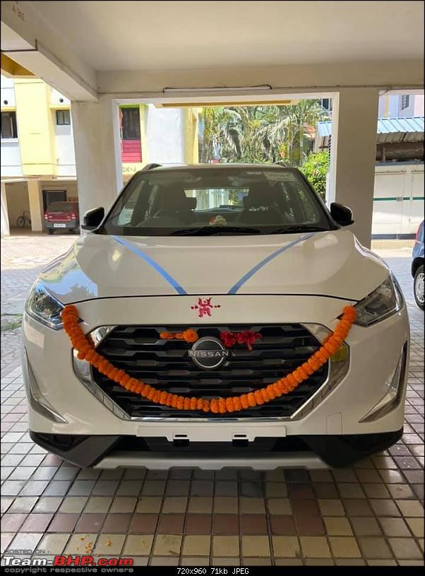 Story of White Beauty   My Nissan Magnite Turbo XL   Ownership Review-206713692_10226023217828161_1098194291290579282_n.jpg