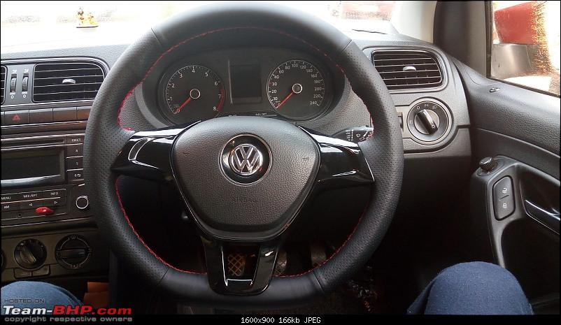 Ownership Review   My 2021 VW Polo Comfortline Automatic   Blue Dynamite-steering.jpg