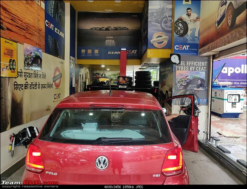 Review: Driving home our Sunset Red VW Polo Highline+ TSI Automatic-poona-tyres.jpg