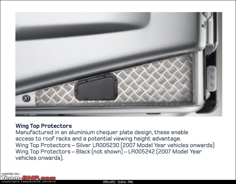 The heartbeat of BlackPearl   Land Rover Defender 90 Review-wingtop_protectors.png