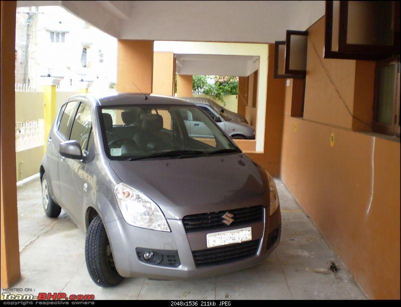My Own first car's home: The Ritz Vdi !!-p8200015.jpg