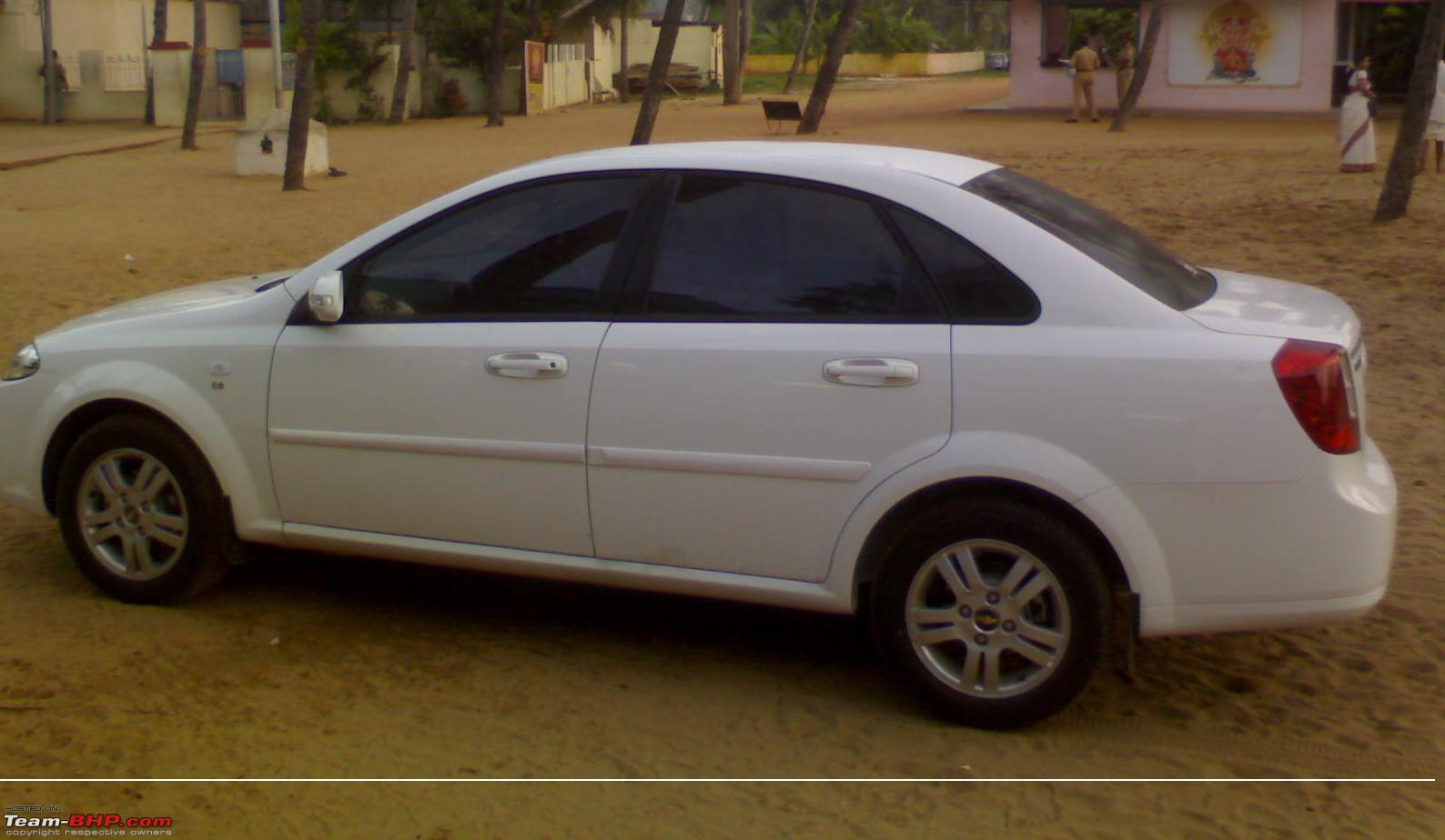 My Chevy Optra Magnum Ls 1000 Km Review Team Bhp