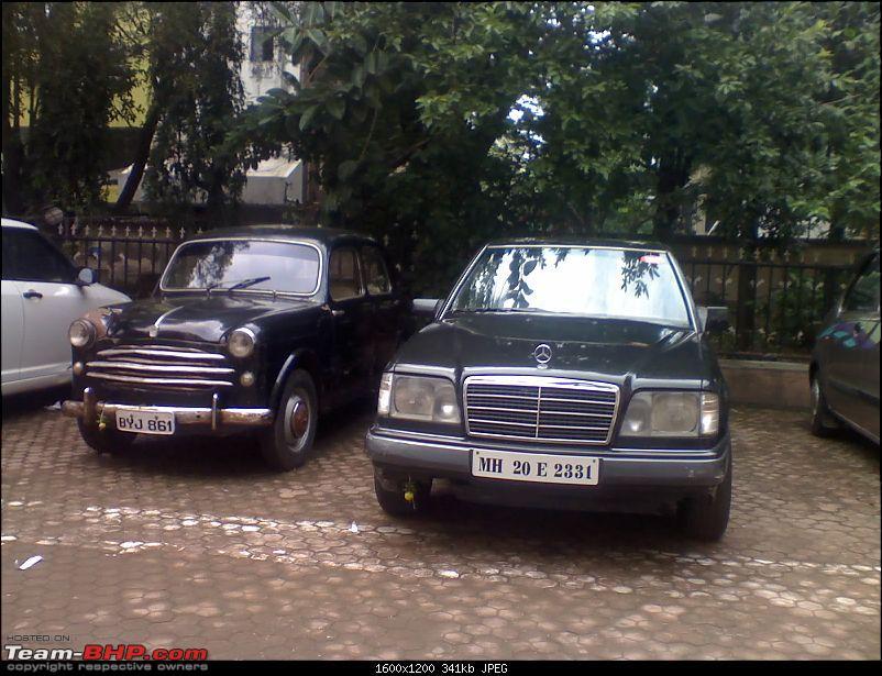 My DreamCar W124 E Class : Now Bought-141109_1422.jpg