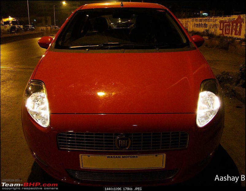 The Rare: 1.4 FIAT GRANDE Punto E+-nose.jpg