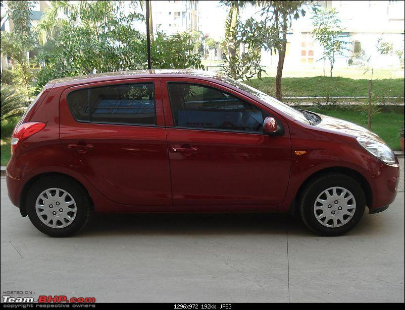 My Magnum Opus: First Car: Berry Red i20 Magna-dsc05177.jpg