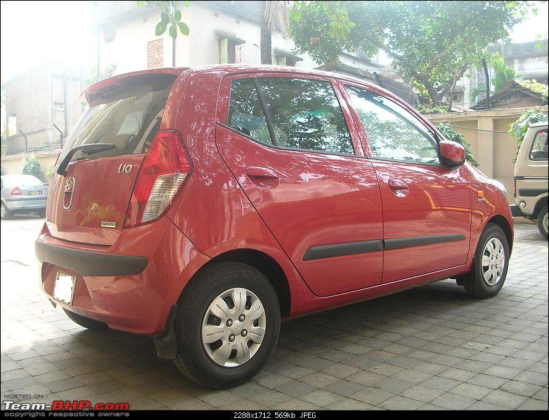 Hyundai I10 12 Kappa Sportz AT