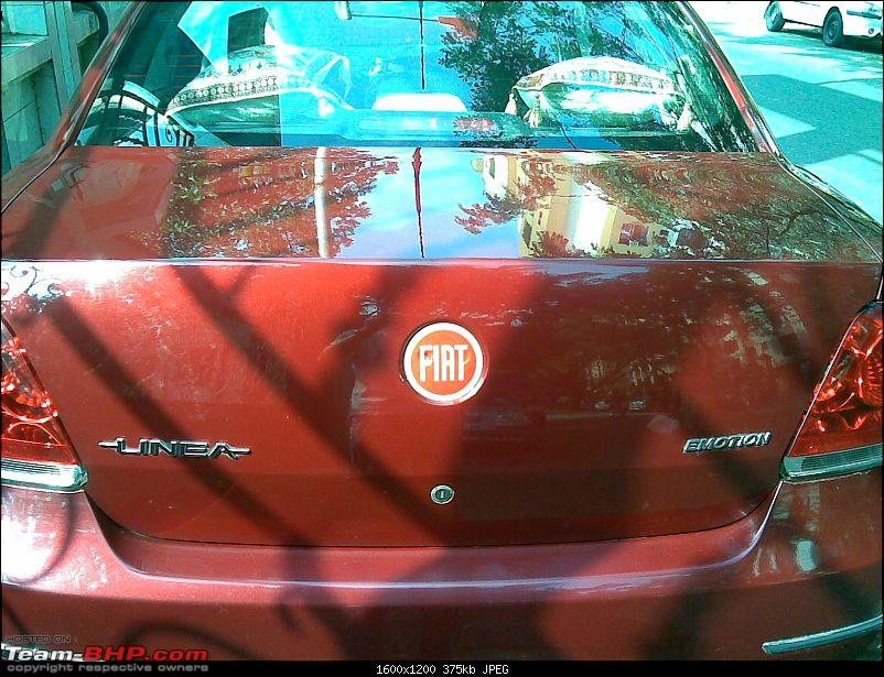 Fiat Linea 1.4 FIRE Emotion Pack (Petrol) - My Dates with the RED Beauty !!!-20091227001.jpg