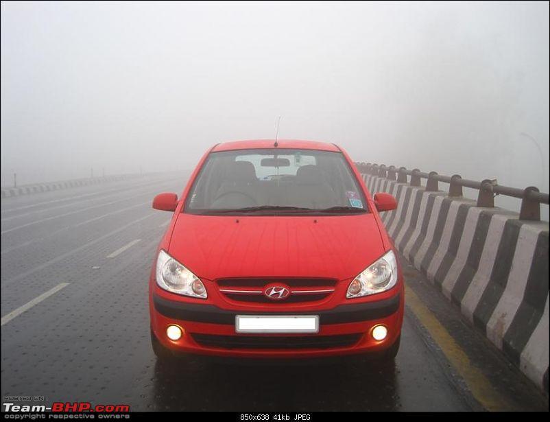 One for my passion: Code Red Hyundai Getz 1.3-1.jpg