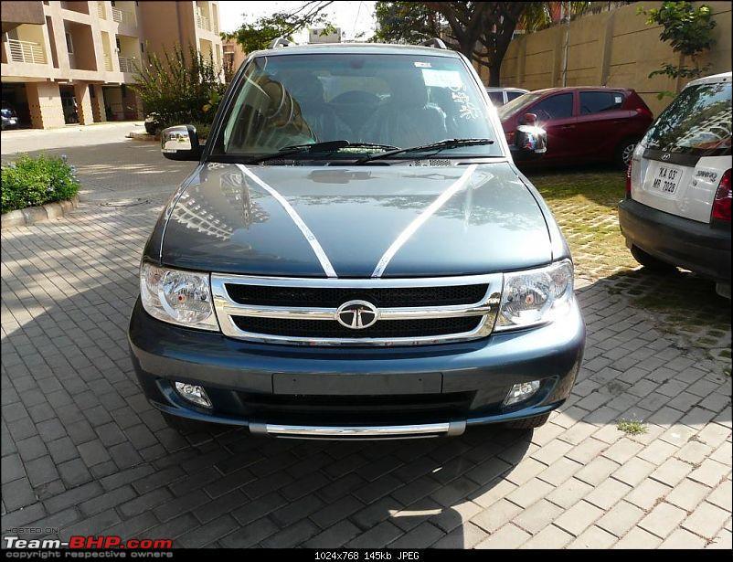 Tata Safari VX 4X4 - 2010 variant-p1030276.jpg