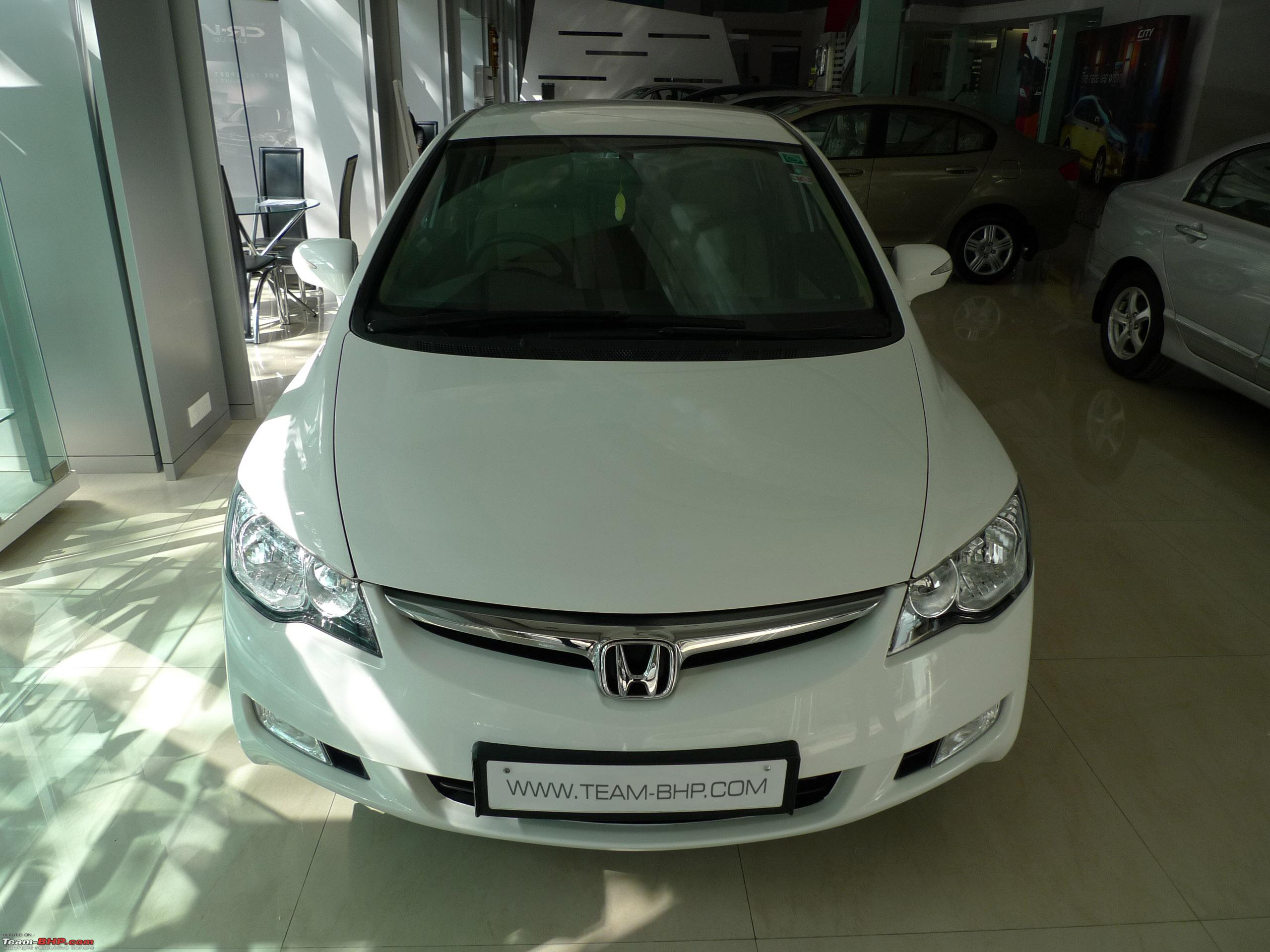 Got My *pre Worshipped* Honda Civic P1080983